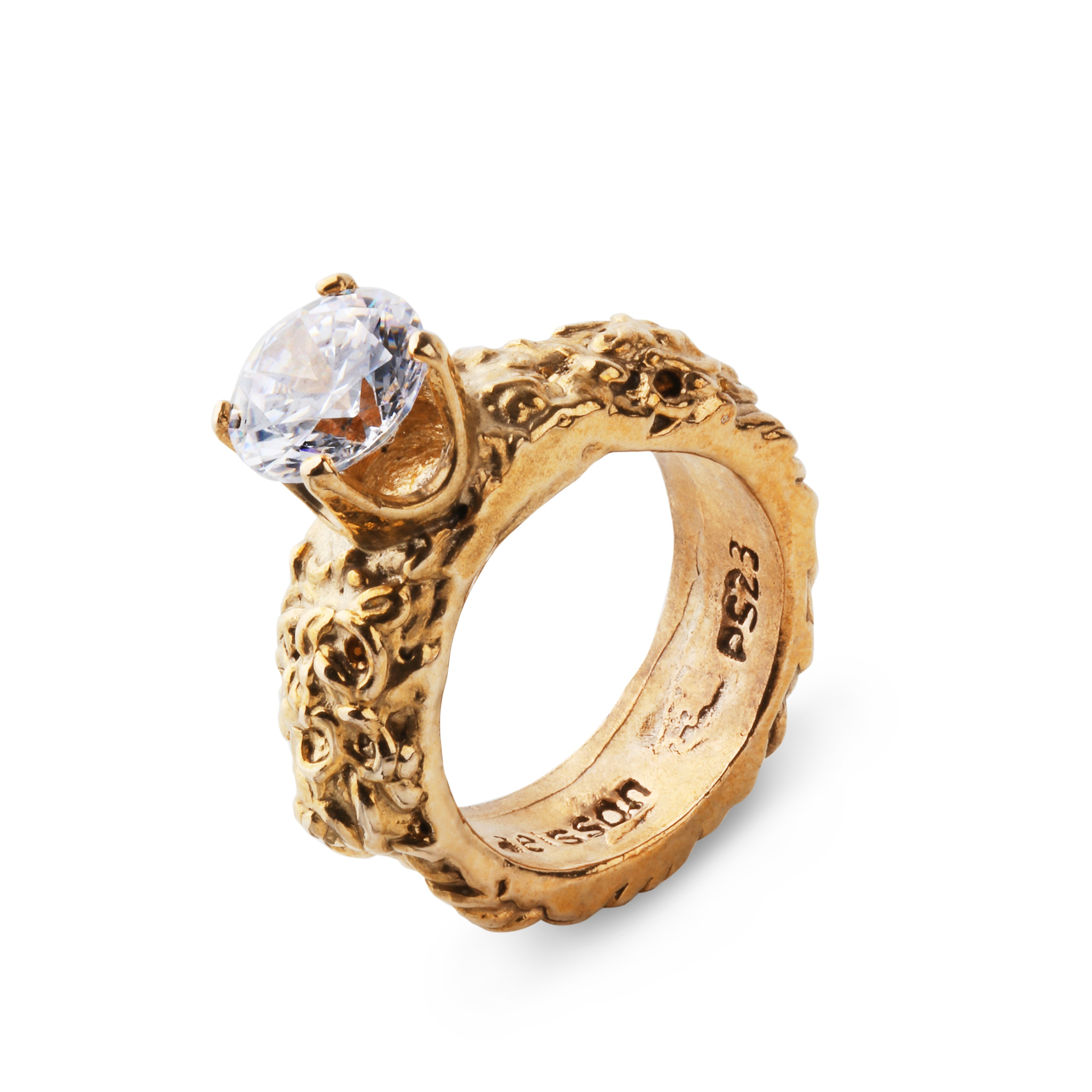 Princess golden ring