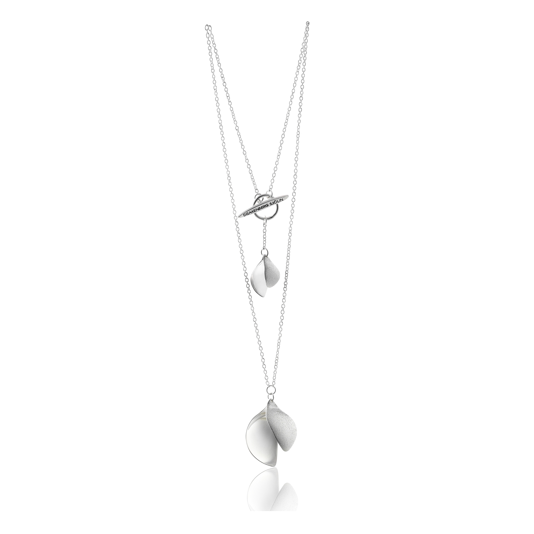 Blossom ShortNecklace-webb-chain