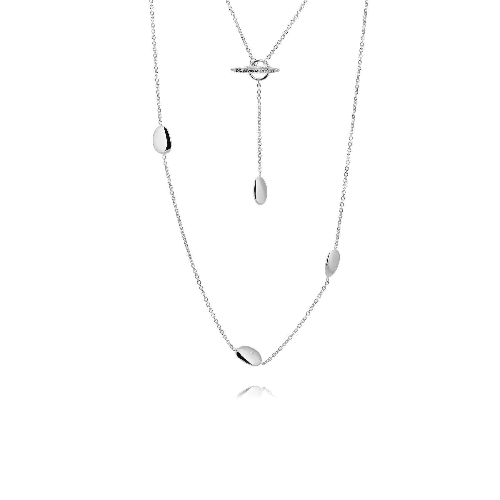MorningDew Medium Necklace long-webb