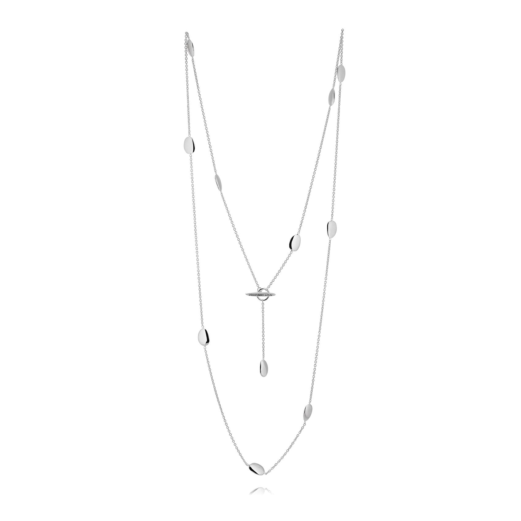 MorningDew Medium Necklace long-webb-chain