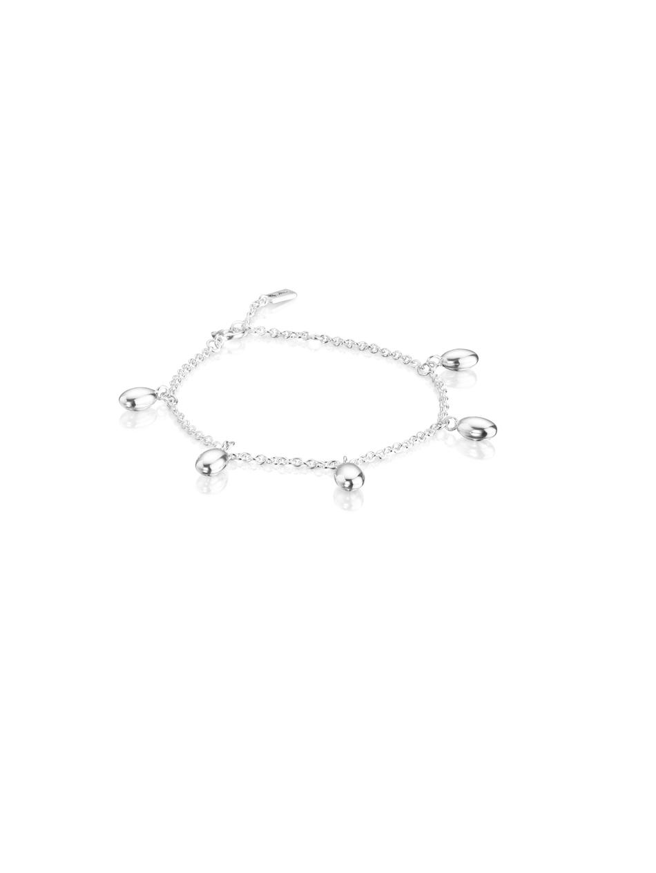 Love Beads Plain Bracelet 14-100-01425(1)