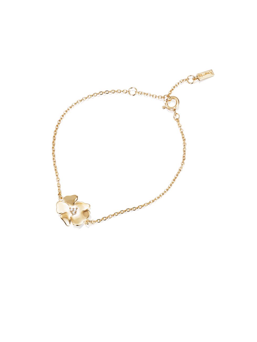 Violet & Stars Bracelet 14-101-01445(2)