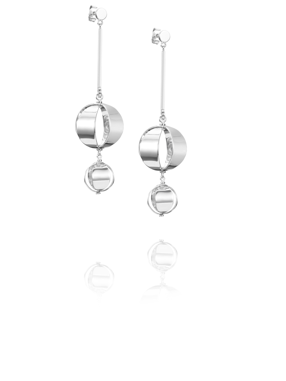 Little Balloons Earrings 12-100-01424(1)