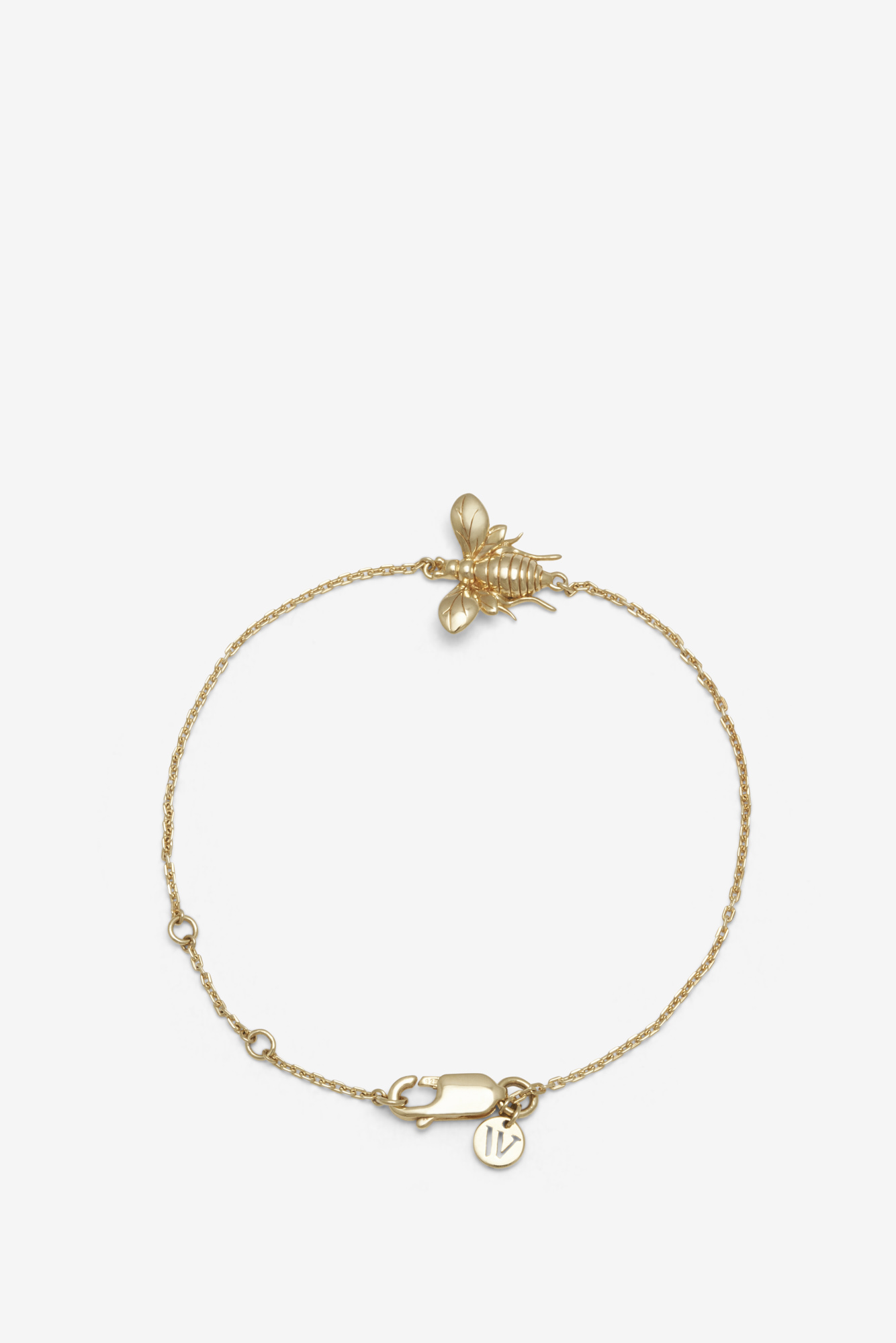 19-03-5-1-004-113-12_Bee Bracelet_Gold Plated_03