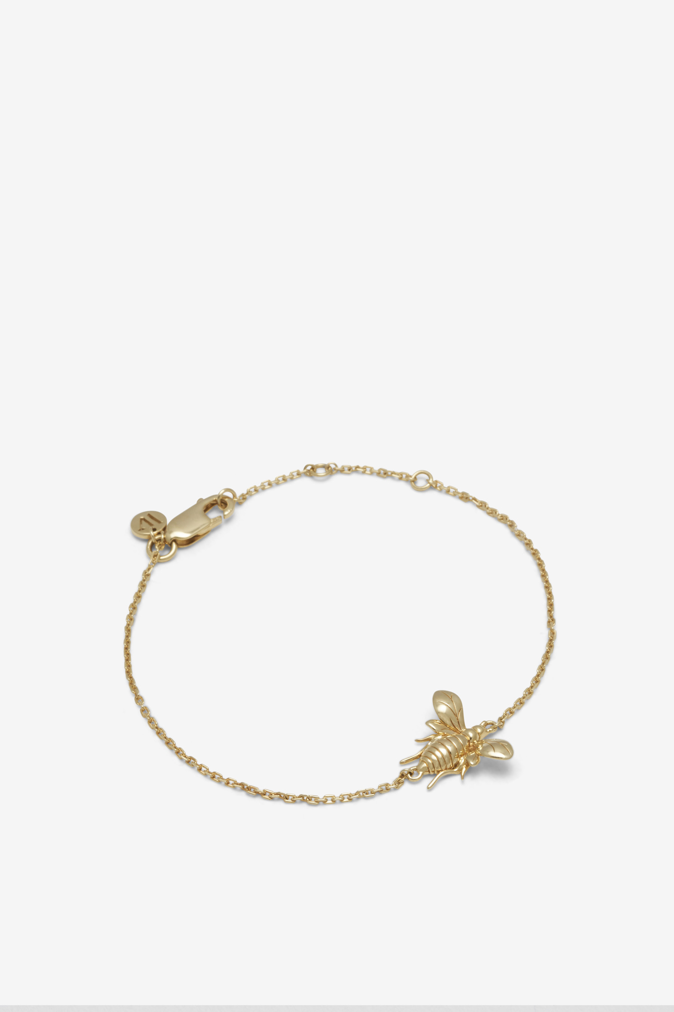 19-03-5-1-004-113-12_Bee Bracelet_Gold Plated_04