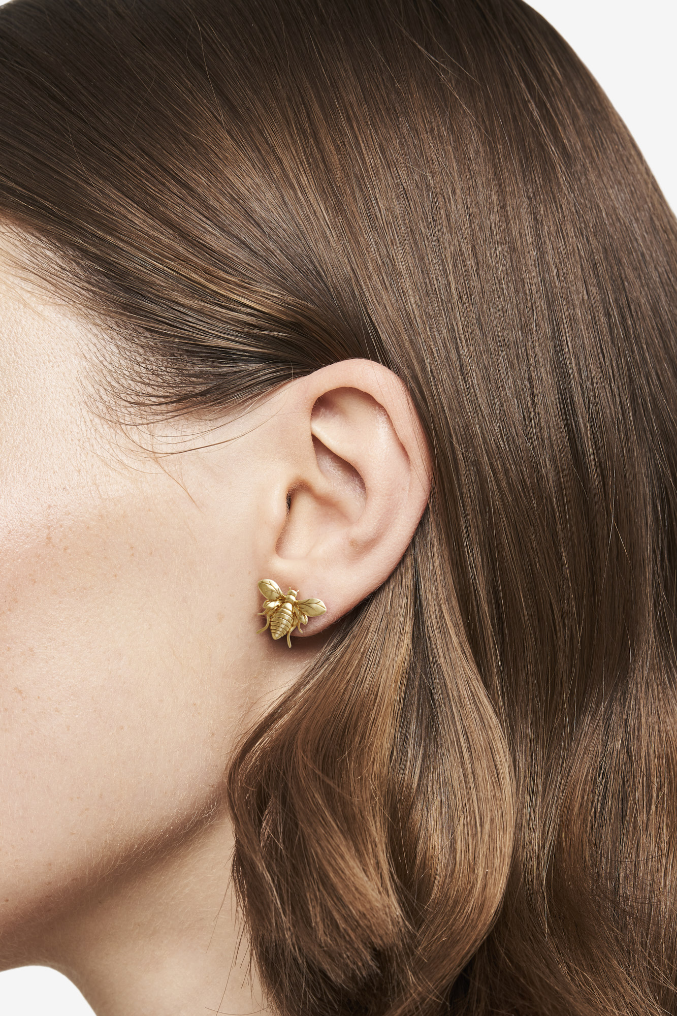 19-03-5-1-001-113-09_Bee Earring_Gold Plated_02