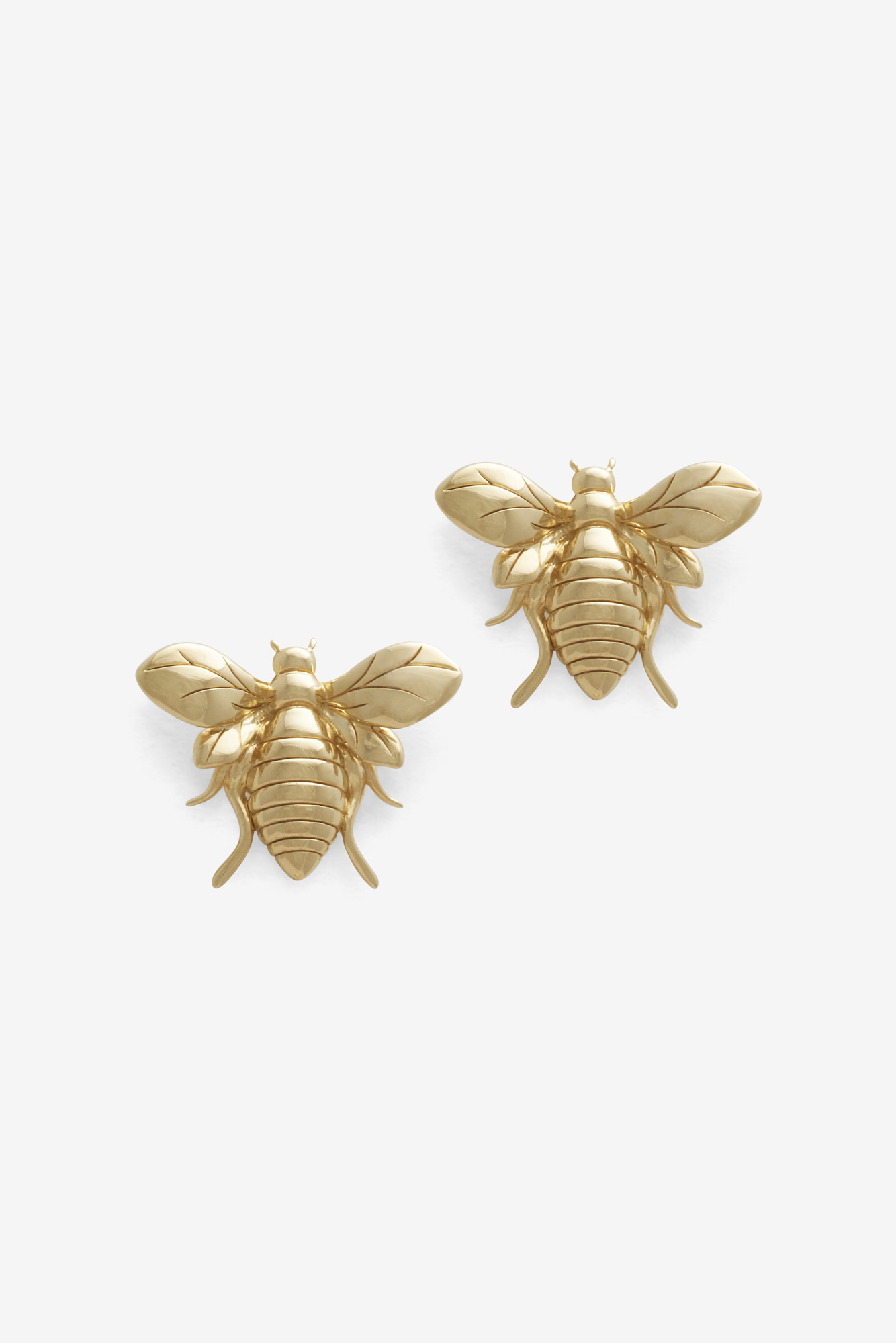 19-03-5-1-001-113-09_Bee Earring_Gold Plated_03