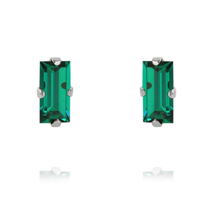 Baguette_Earrings_Emerald_Rhodium_4715b412-3c24-4529-9aa7-4db4abc94bbc_720x