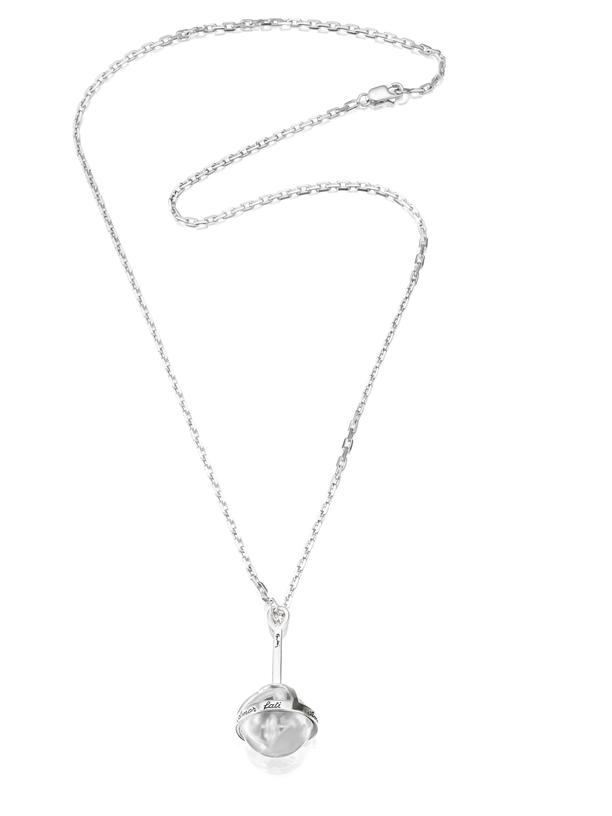 Amor Fati Globe Pendant Crystal Quartz 11-100-011518(1)