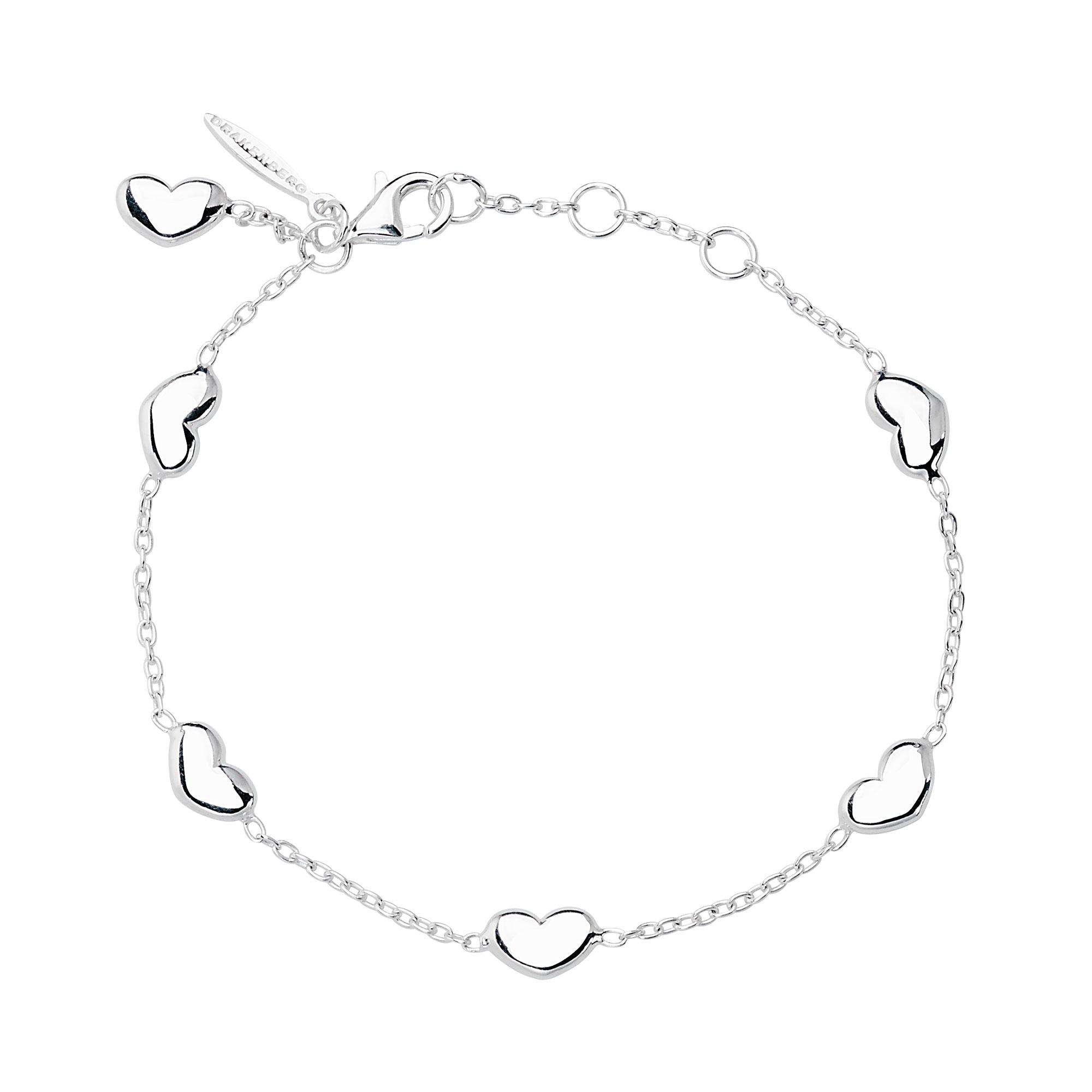 Loving heart medium bracelet 1490 SEK