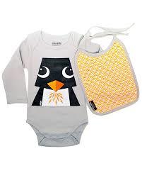 Body, pingvin - stl 6 mån