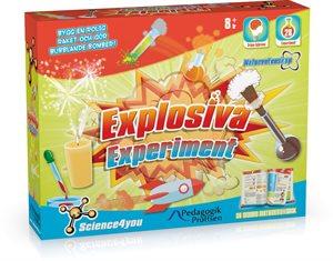 Explosiva experiment -