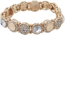 Diamond bracelet - Rose gold
