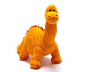 Stickad dinosaurie, Diplodocus -