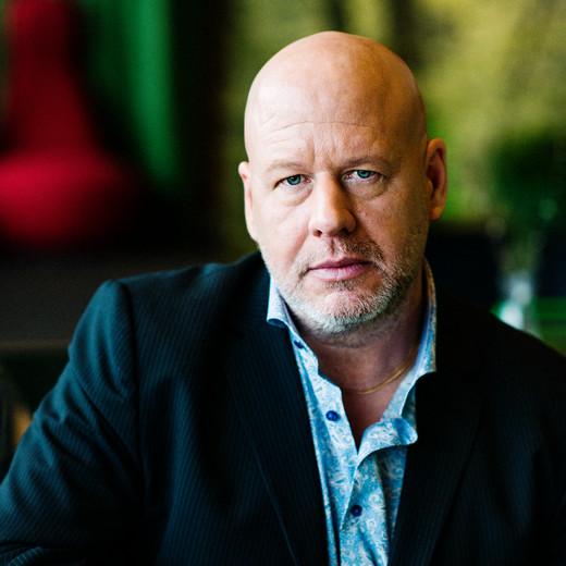 Foto av Magnus Utvik är taget av Eva Lindblad