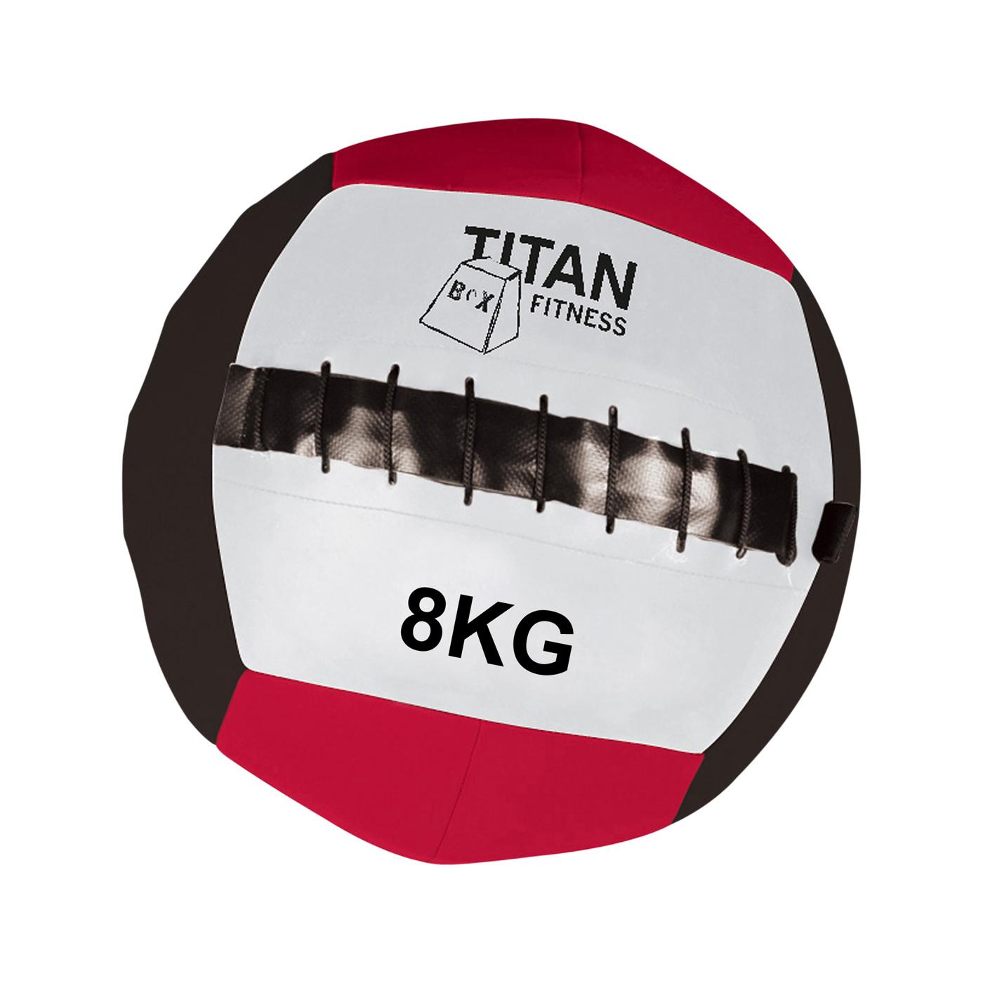 Titan Rage Wall Ball 8 kg