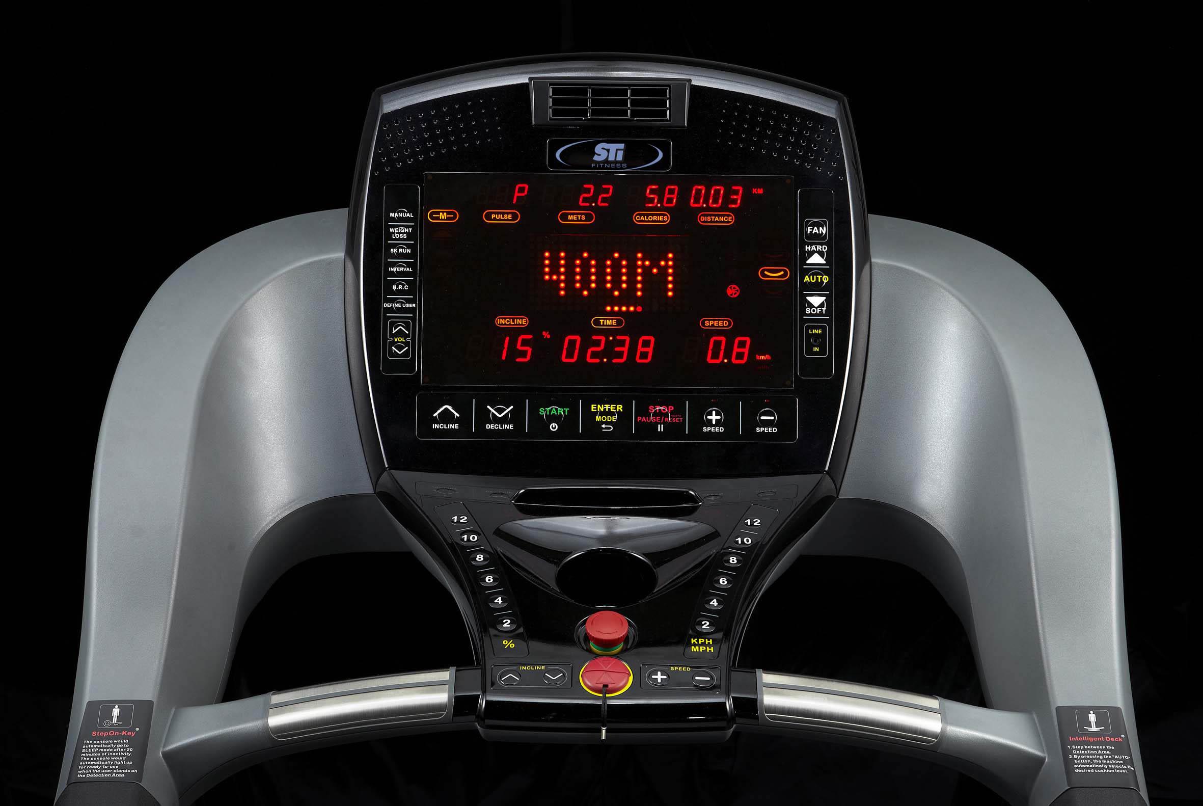 TA-8720 console 2