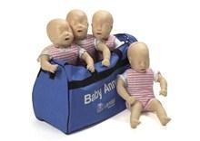 Baby Anne 4 pack, laerdal - Baby Anne 4 pack, laerdal