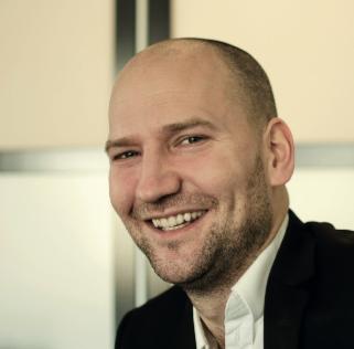 Simon Strandvik hållbarhetsrådgivare greentime