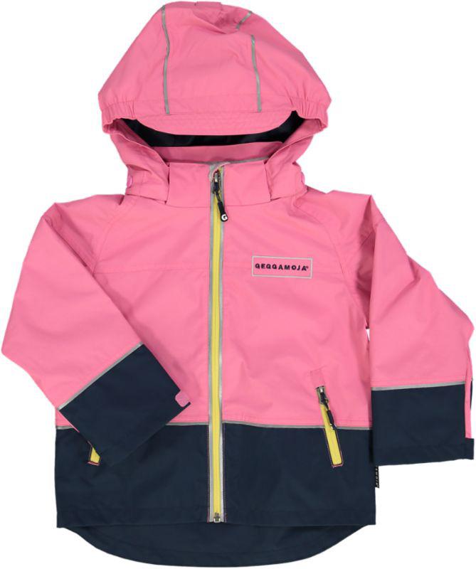 GM allvädersjacka rosa