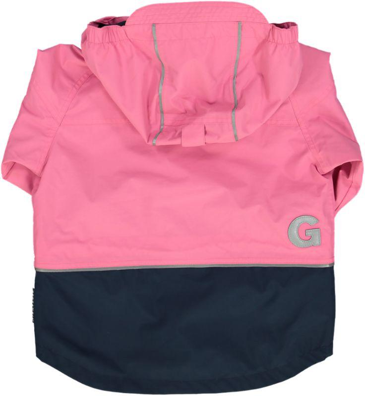 GM allvädersjacka rosa2