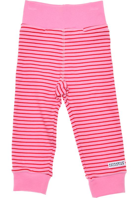 GM bebisbyxor rosa-röd
