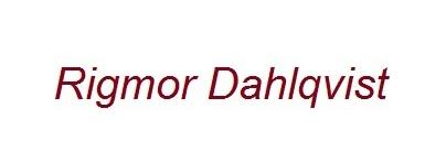 Mobil Rigmor Dahlqvist