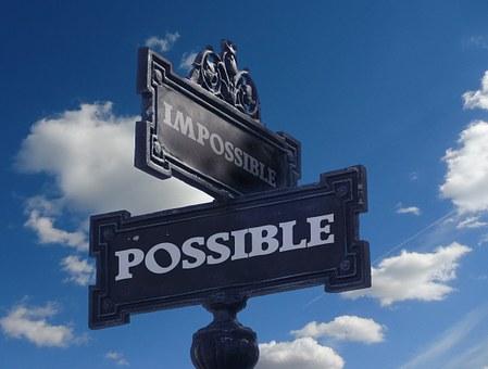 Gör det omöjliga möjligt