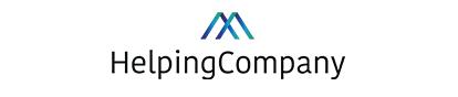 Helpingcompany mobil logo