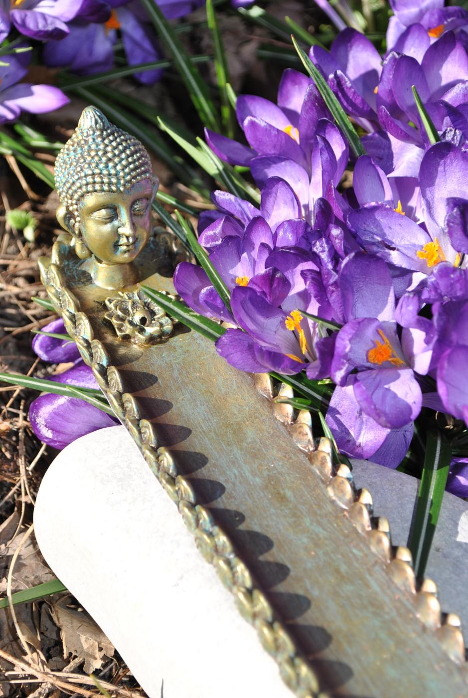 Thailändsk Buddha Rökelsehållare