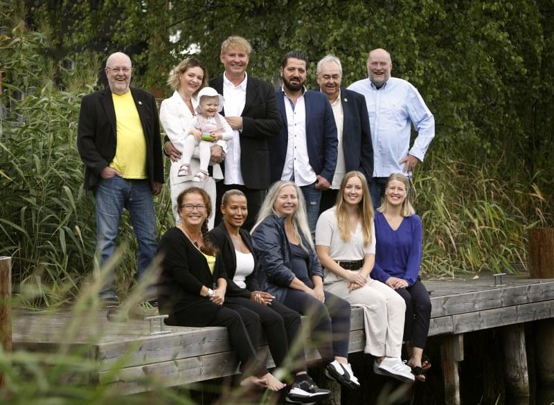 Hemmalaget - Realistpartiet i Södertälje Pastorat - Vi kandiderar i kyrkovalet 2021
