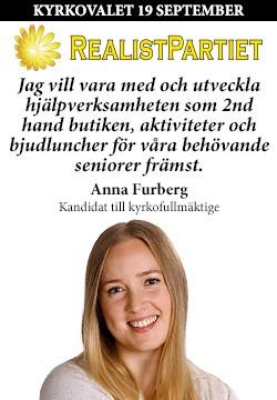 Anna Furberg