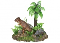 Akvariedekorationer Dinousarier/Växt - Dinousarier/Växt