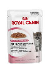 Kitten Instinctive Jelly - Kitten Instinctive Jelly 12*85g