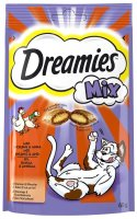 DREAMIES KATTGODIS - DREAMIES  MIX KYCKLING & ANKA