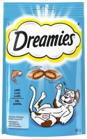 DREAMIES KATTGODIS LAX 60GR