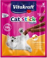 Cat-Stick Mini Kalkon & Lamm