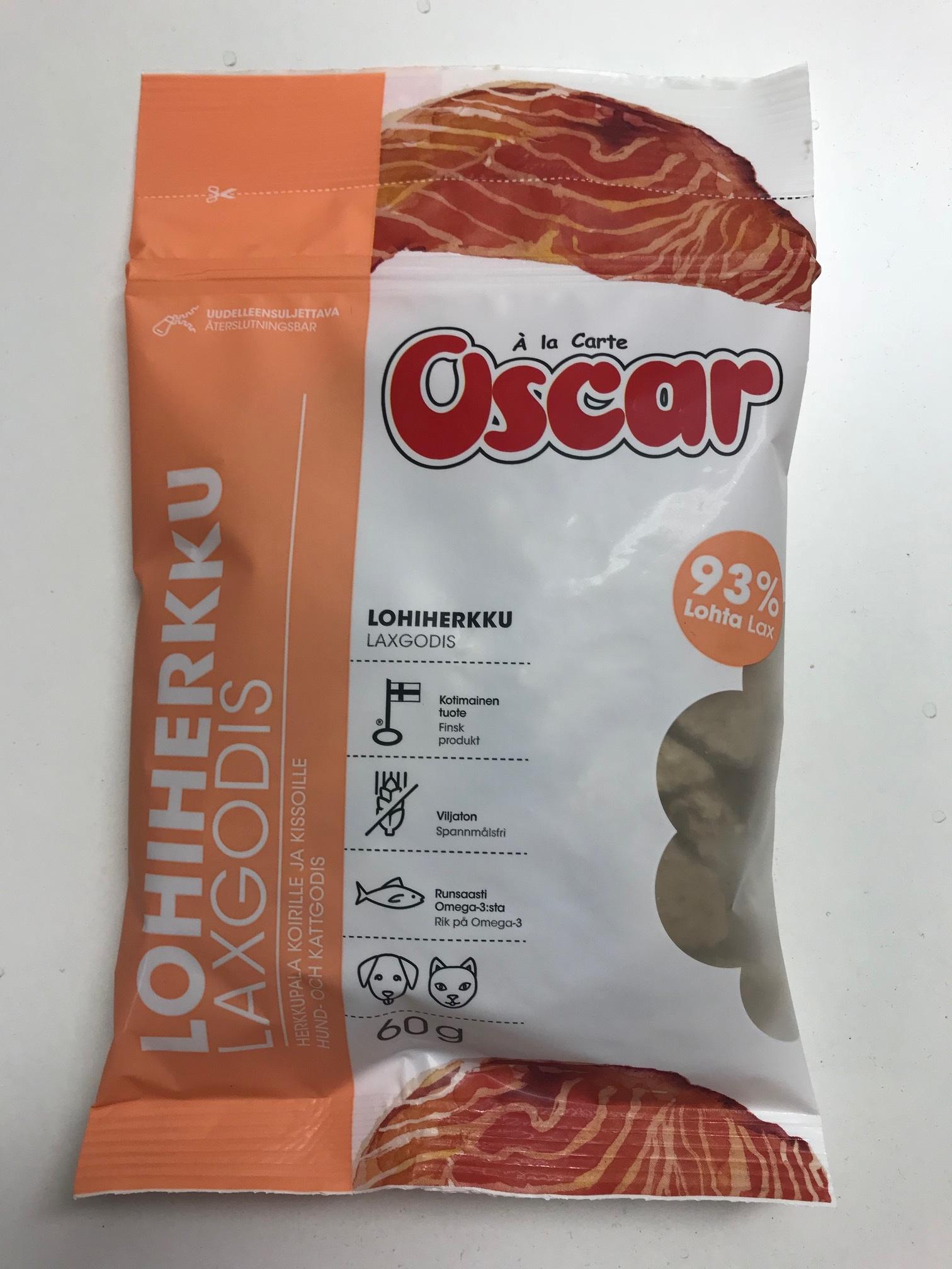 Oscar lax