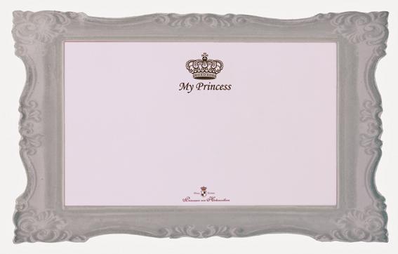 Princess matskålsunderlägg