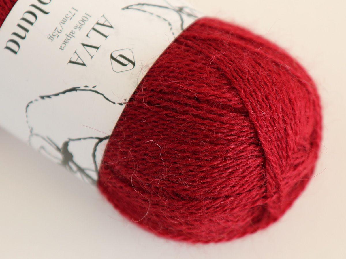 Alva 225 Christmas Red