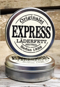 Express Läderfett Neutral 80ml - Express Läderfett 80ml Neutral