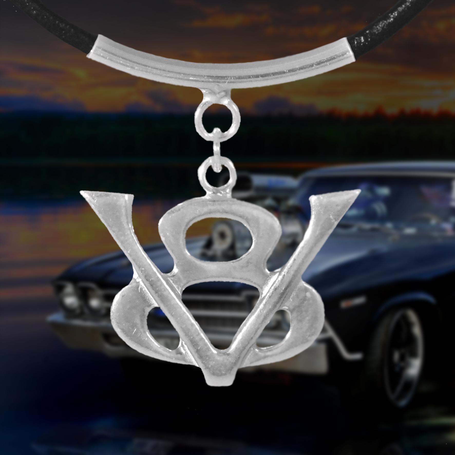 V8 Läderrem 2