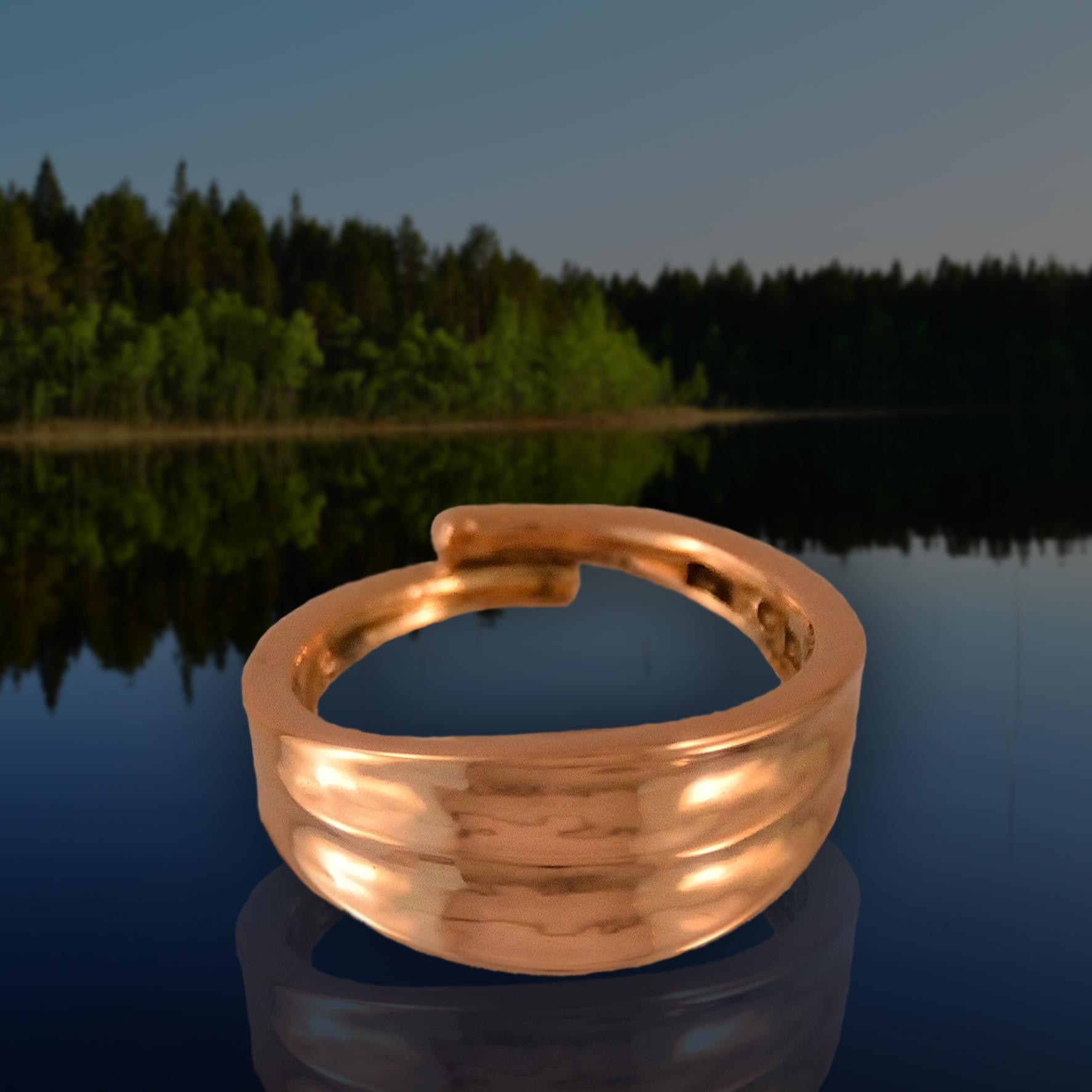 Guld ring2