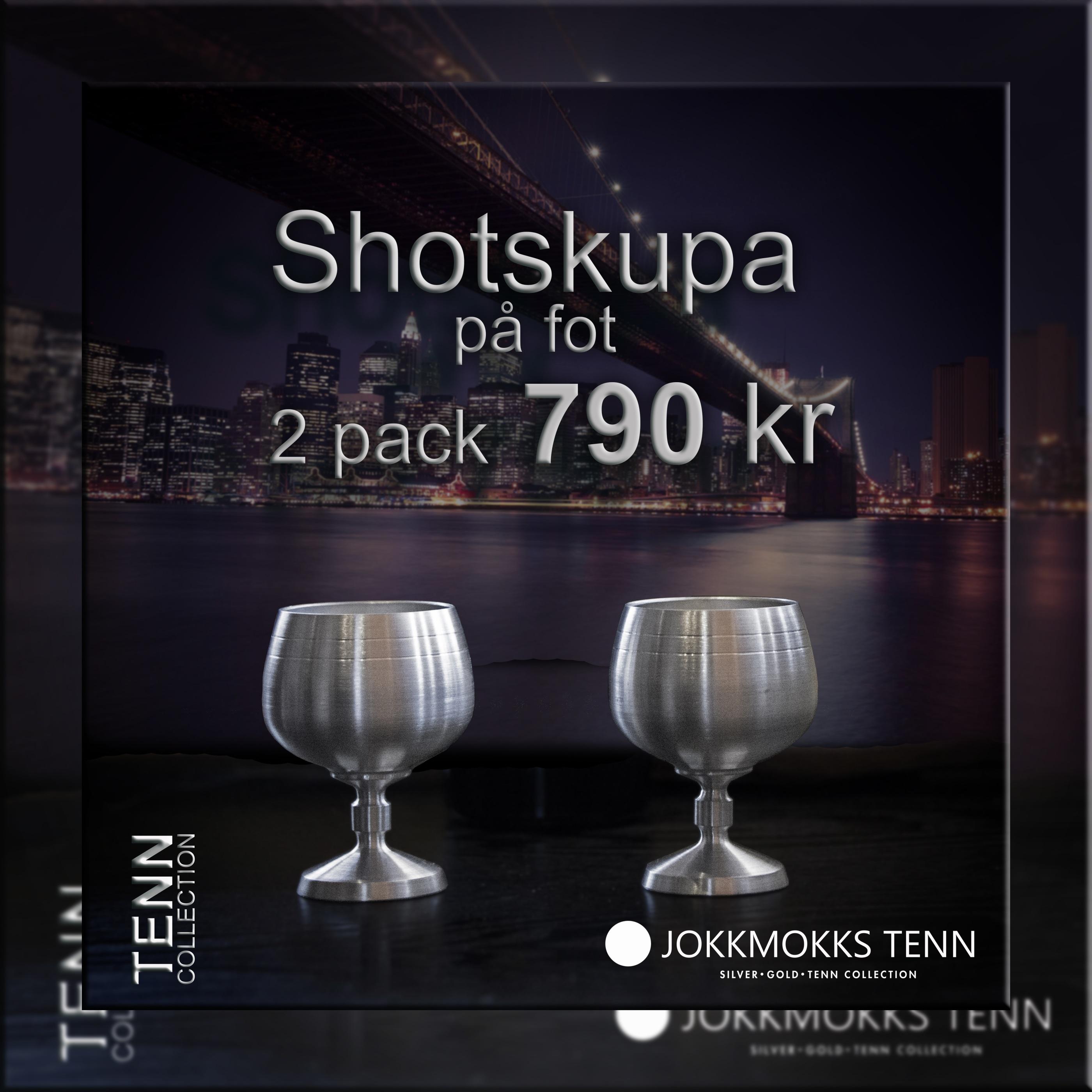 Shotkupa m pris