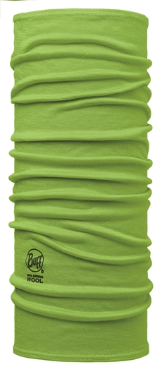 Merino Wool Solid Lime