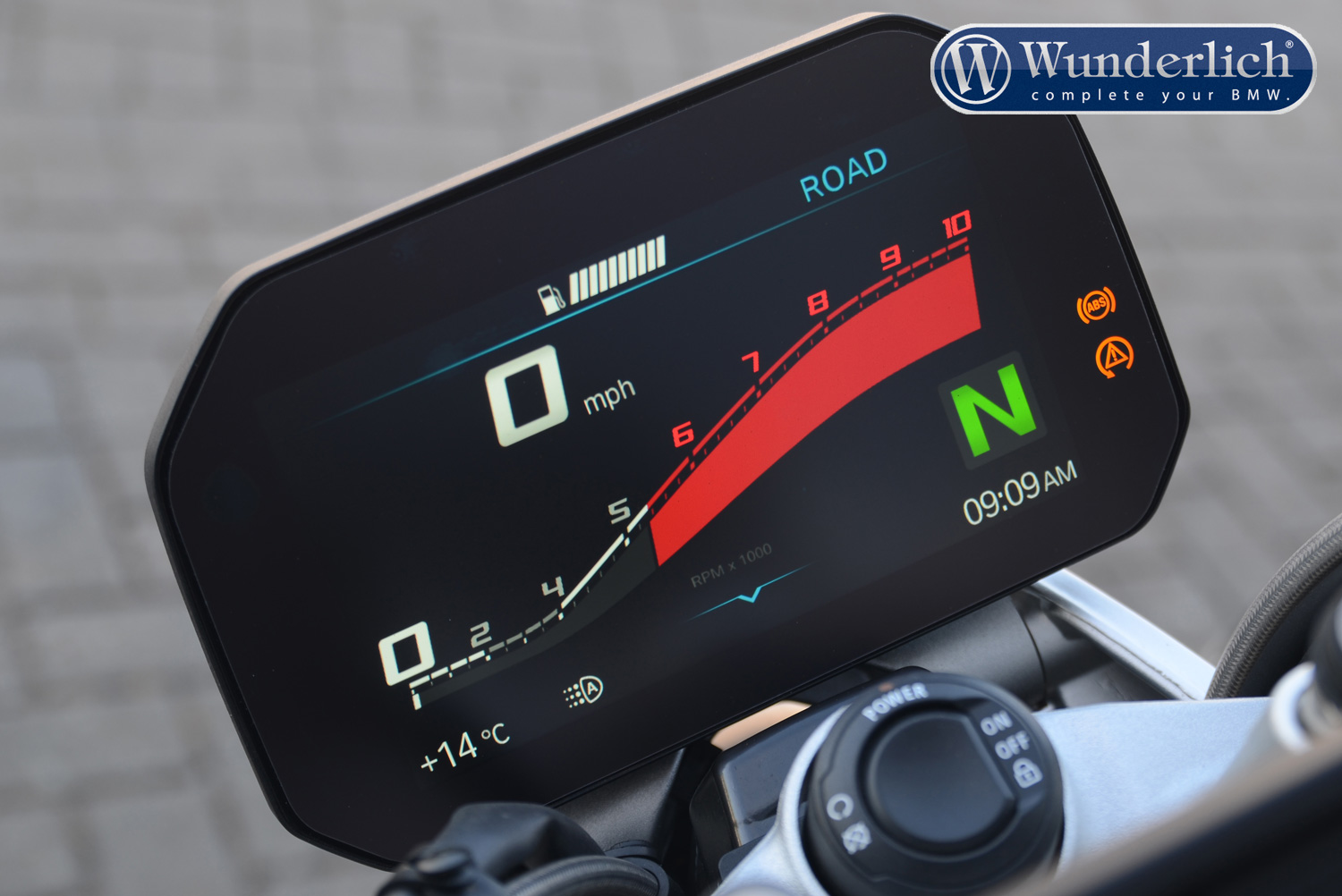Speedo-Angels BMW R1200GS 6 Instrument Cluster Screen Protector 5 TFT Dashboard 1 x Ultra-Clear /& 1 x Anti-Glare Screen Protectors