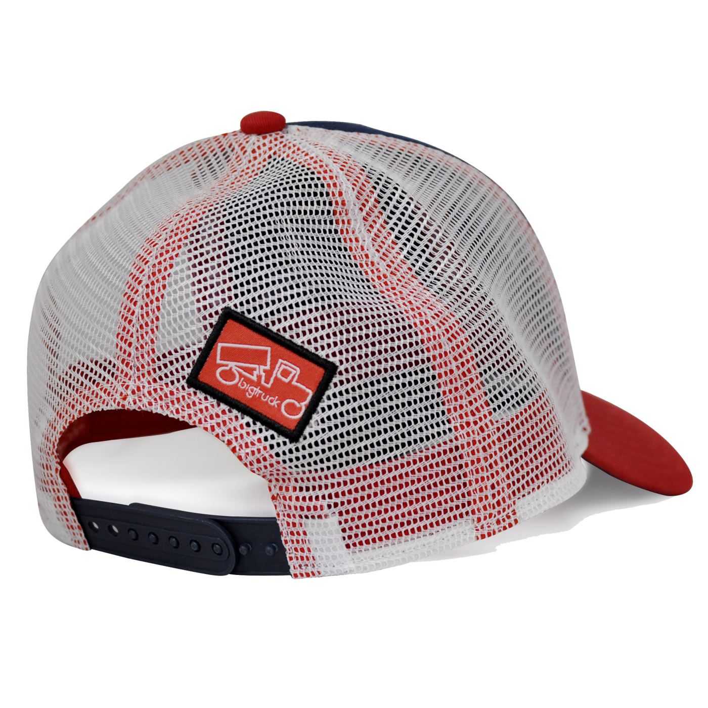 Classic Red Navy White Back1 copy