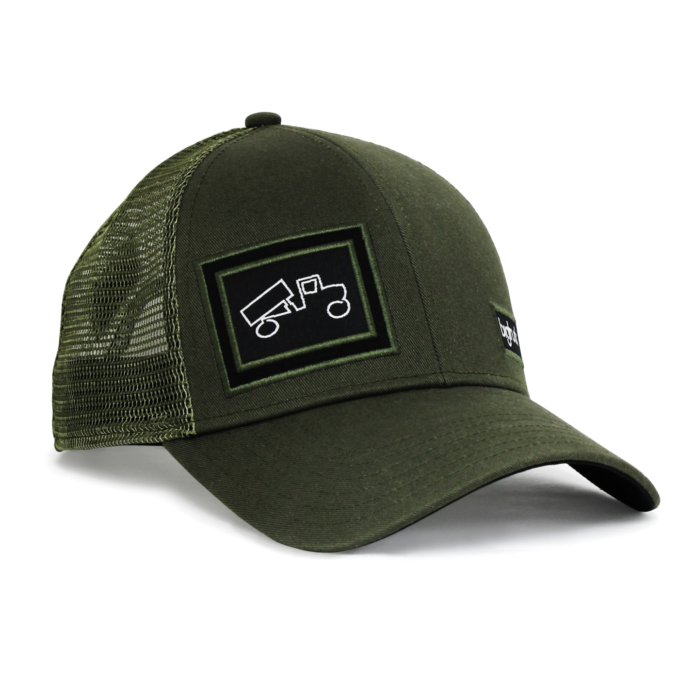 Classic Gline Olive - Front