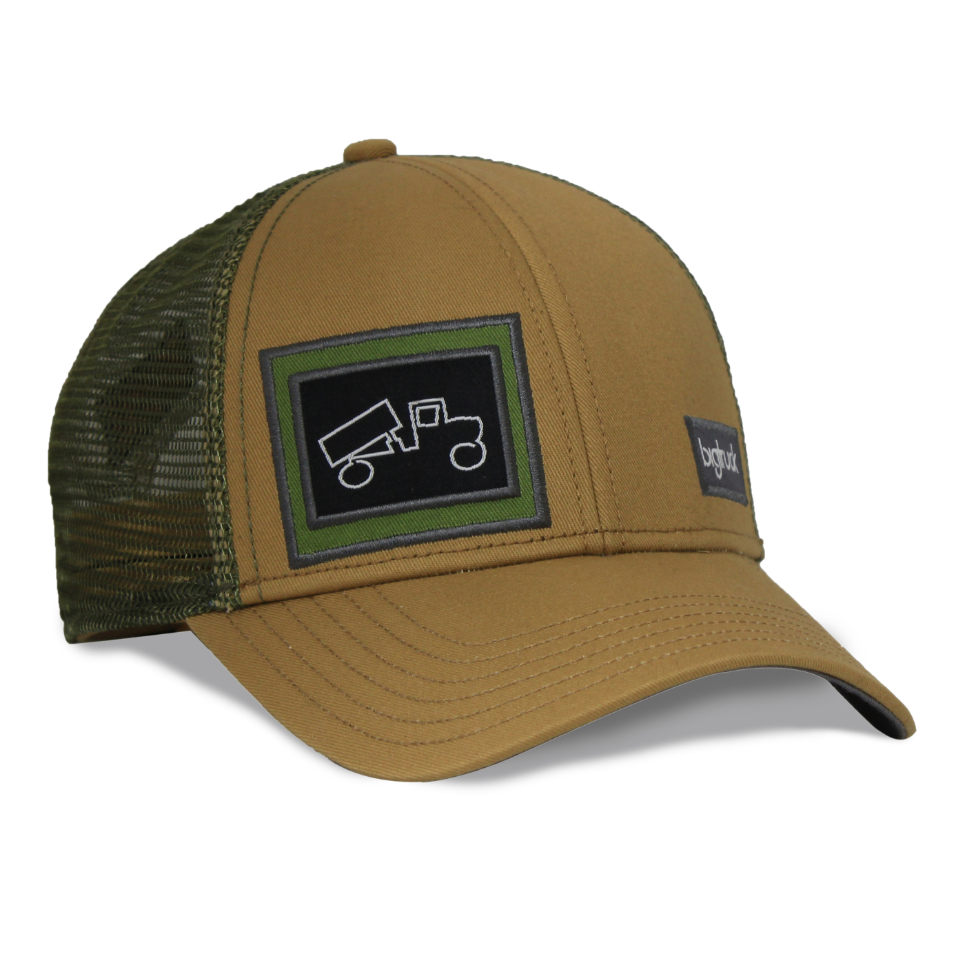 CLASSIC OUTDOOR TOBACCO OLIVE-FRONT