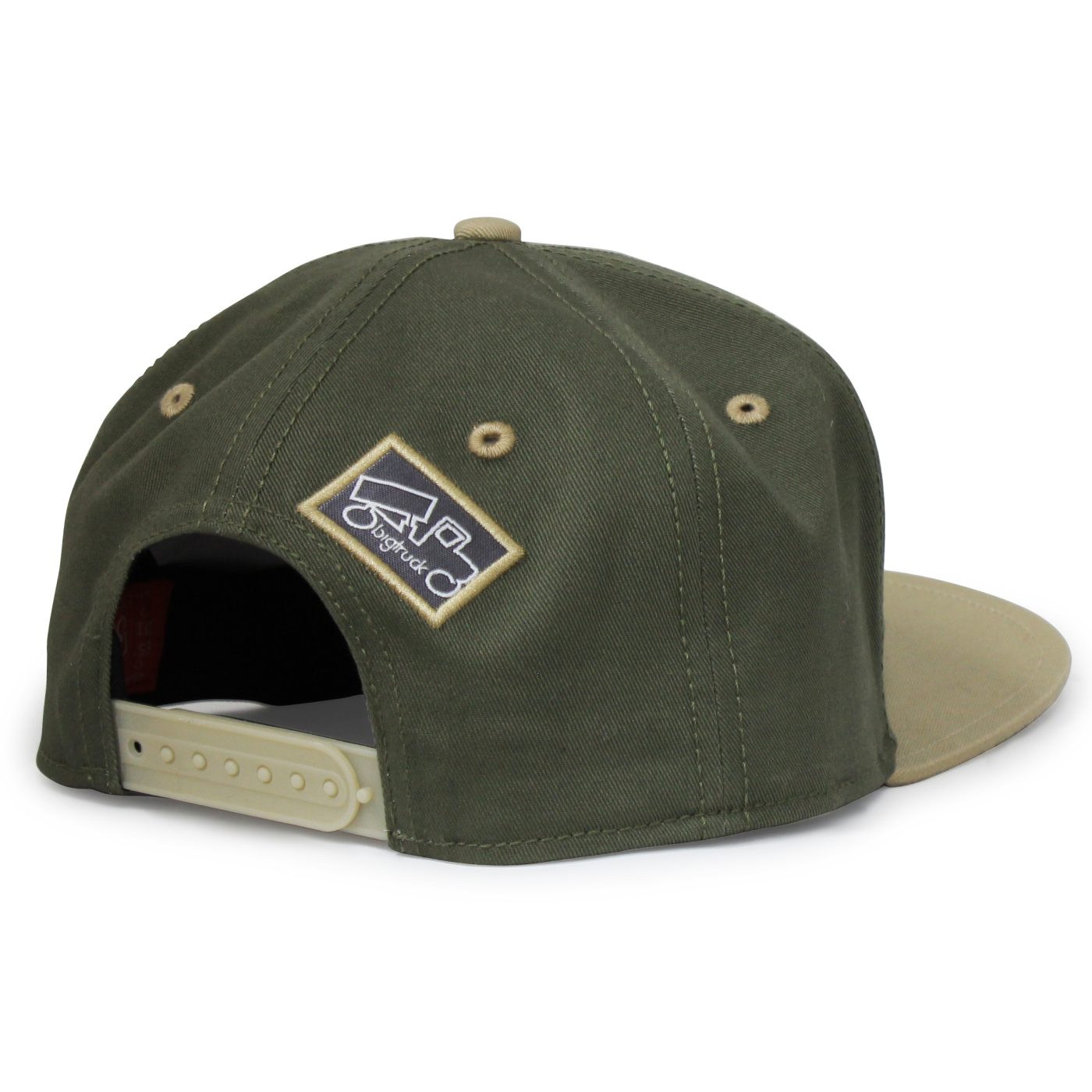 Pro Gline Republic Olive Green - Back
